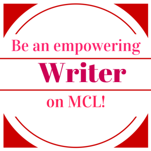 Be an MCL Writer